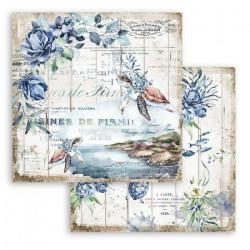 Sea Dreams, romantický sen 30,5x30,5 scrapbook