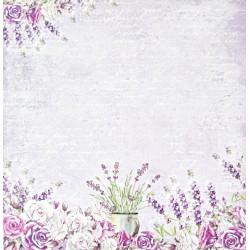 My sweet Provence, vzor 05 - 30,5x30,5 scrapbook (LC)