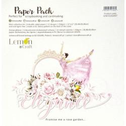 Sada papírů 30,5x30,5 Elegance+ bonus (LC)