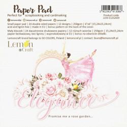 Sada papírů Elegance 15x15 (LC)