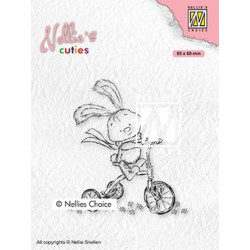 Transp.razítko Nellie´s Cuties - V plné rychlosti (Nellie´s Choice)