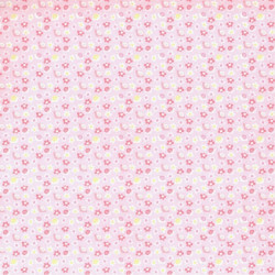 Baby, růžový 30,5x30,5 designový papír