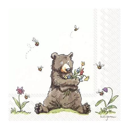 Medový medvěd 33x33