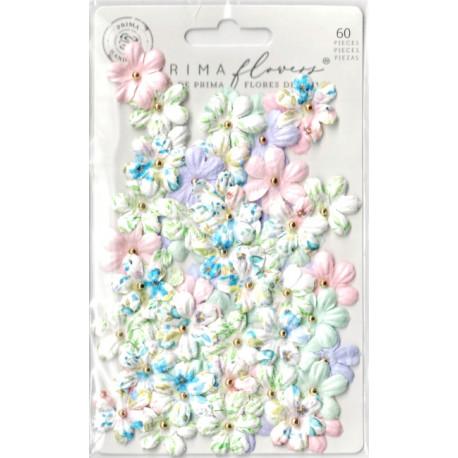Sada pap.kytiček Flowers Watercolor Beauty (Prima Marketing)