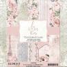 Sada papírů 15x15 170g La vie en Rose (REPRINT)