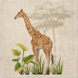 Eko ubrousek Žirafa 33x33