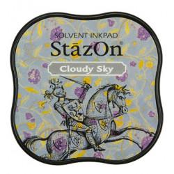 StazOn - Cloudy Sky (razítková barva)
