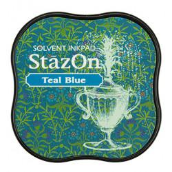 StazOn - Teal Blue (razítková barva)