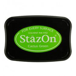 StazOn - zelený (razítková barva)