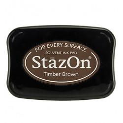StazOn - hnědý (razítková barva)