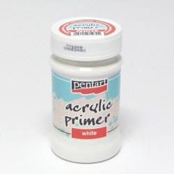 Acrylic primer, 100ml - bílá (2493)