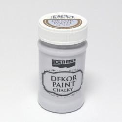 Dekor Paint Chalky 100ml holubí šedá (Pentart)