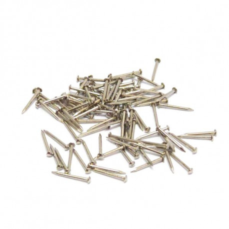 Hřebíčky niklové 11mm, 100ks