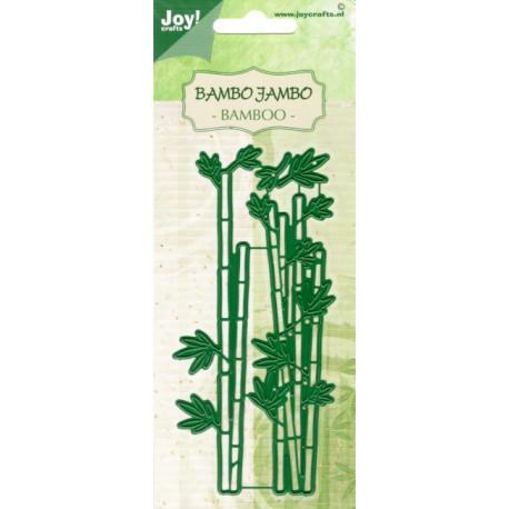 Vyřezávací šablona - Bambus (JC)