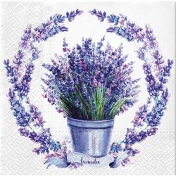 Soft Lavender 33x33