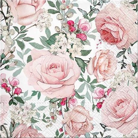 Nádherné růže 33x33