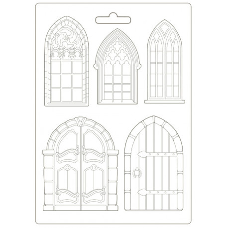 Forma 21x29,7 Sleeping Beuty, dveře (K3PTA498)