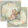 Sleeping Beauty, zamilovaní 30,5x30,5 scrapbook