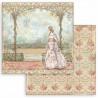 Sleeping Beauty, princezna 30,5x30,5 scrapbook