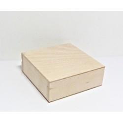 Krabička čtvercová malá 8,5x8,5x3,5