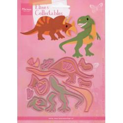 Vyřezávací šablony - Dinosaurus (MD)