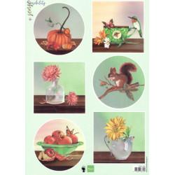 Papír A4 Sensibility Autumn (MD)