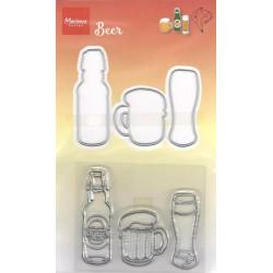 Vyřezávací šablony a razítka - Pivo (MD)