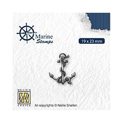 Transp.razítko Námořní - kotva (Nellie´s Choice)