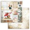 Romantic Christmas, kartičkyi 30,5x30,5 scrapbook