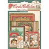 Sada kartiček Classic Christmas (SBCARD07)