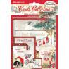 Sada kartiček Romantic Christmas (SBCARD09)