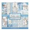 Sada papírů 15,2x15,2 190g Winter Tales