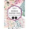 Sada papírů A5 Mixed Paper Pad Pattern paper Essentials nr.8 (SL)