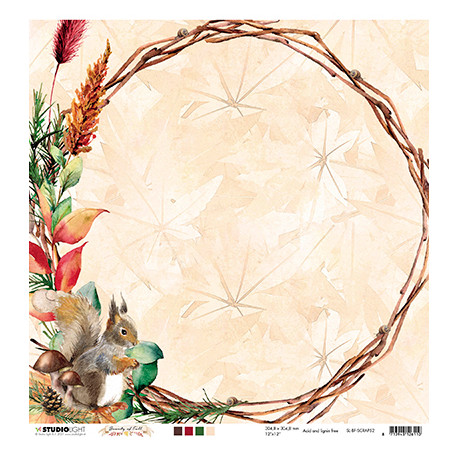 Beauty of Fall nr.52 30,5x30,5cm (SL)