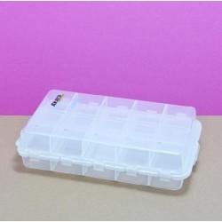 Plastová krabička AKARA 15x8,5x4cm