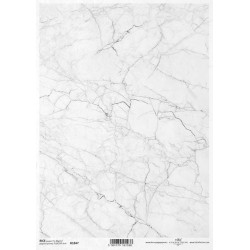 Papír rýžový A4 Mramorový vzor
