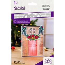 Embos. a vyřezávací kapsa - dveře (Gemini)