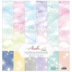 Sada papírů 30,5x30,5 Sparkly Sky (Asuka Studio)