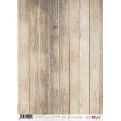 Papír rýžový A4 Dřevěná prkna přírodní