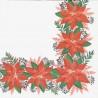 Bordura vánoční hvězda 33x33