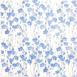 Květy lnu 33x33