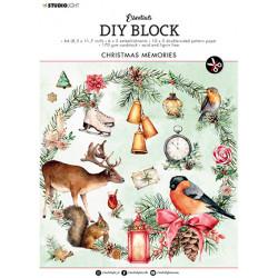 DIY Block Christmas Memories Essentials nr.13 (SL)
