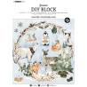 DIY Block Winter Wonderland Essentials nr.11 (SL)