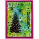 Transp.razítko - Vánoční strom (MD)