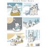 Papír A4 Eline's Polar bears (MD)