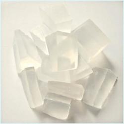Mýdlová hmota transparentní bez palmového oleje, 250 g