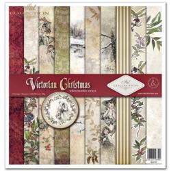 Sada papírů 31x32cm - Viktoriánské Vánoce (ITD)
