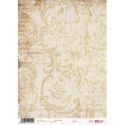 Papír rýžový A4 Tapetový vzor