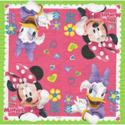 Minnie a Daisy 33x33