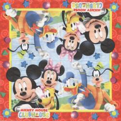 Mickeyho klubík 33x33